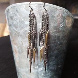 Jewelry - Rock Star Earrings 🖤